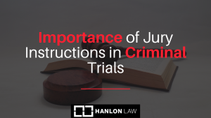 Importance of Jury Instructions in Criminal Trials